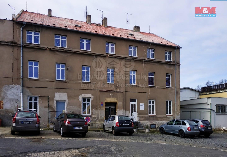 Pronájem, sklad, 120 m², Františkovy Lázně, ul. Chebská