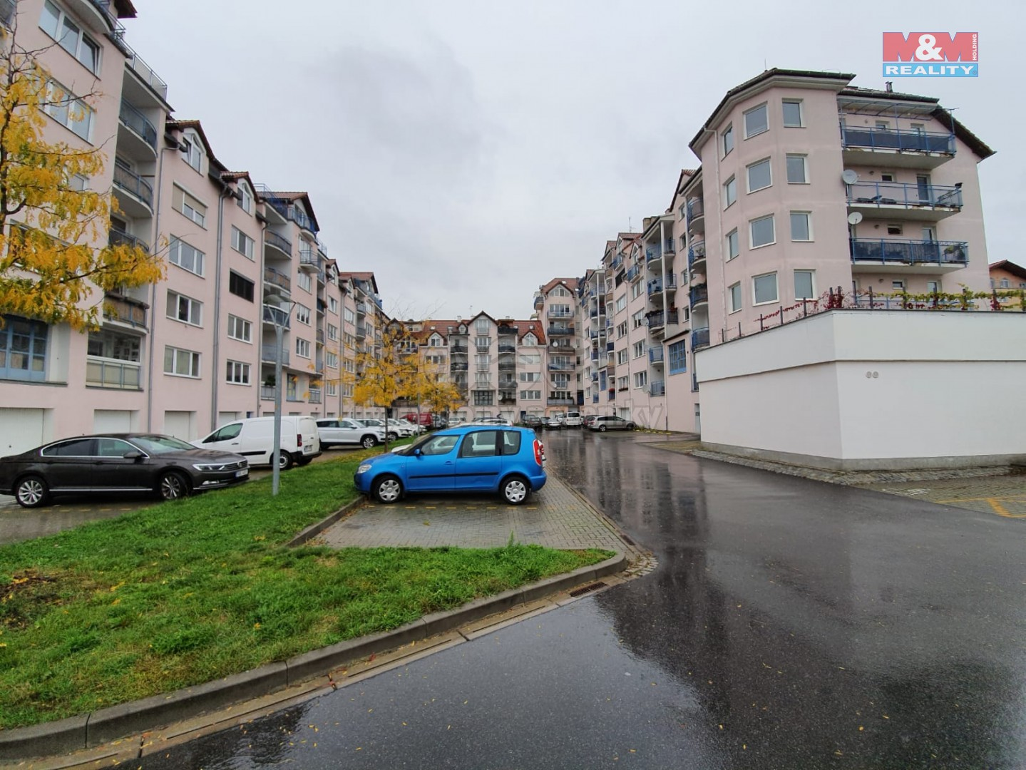 Pronájem bytu 2+1, 68 m², Olomouc, ul. Rooseveltova