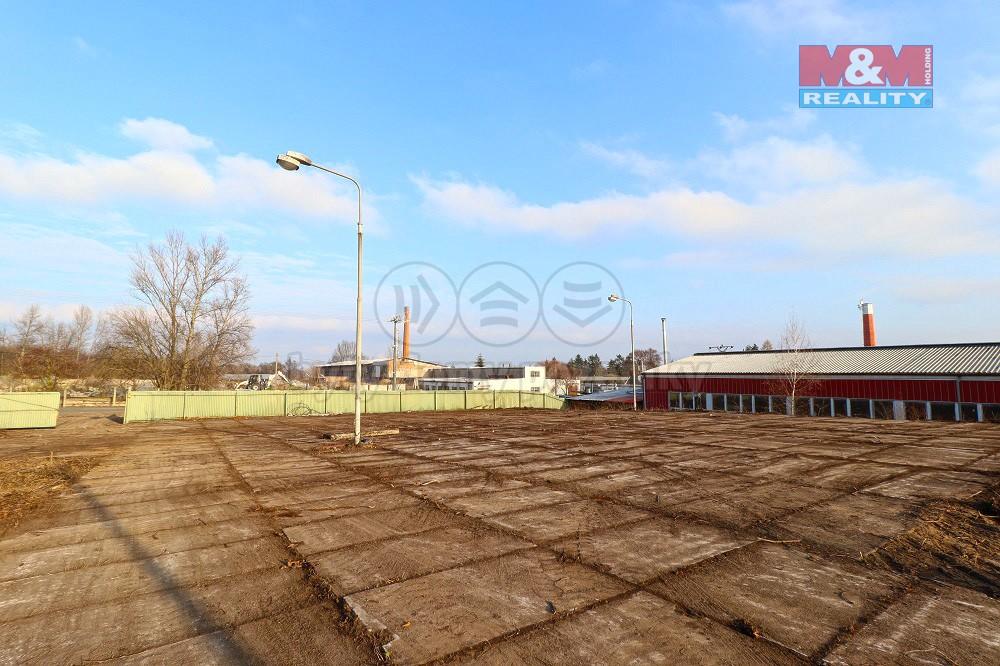 Pronájem komerčního pozemku 6784 m², Kutná Hora - Sedlec