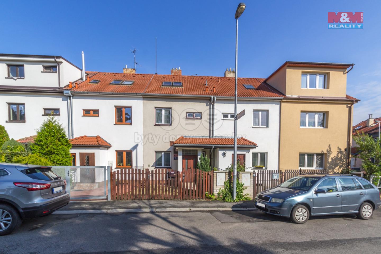 Prodej rodinného domu, 140 m², Praha 10, ul. Podléšková