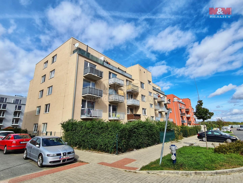 Pronájem bytu 1+kk, 45 m², Hostivice, ul. Ječná