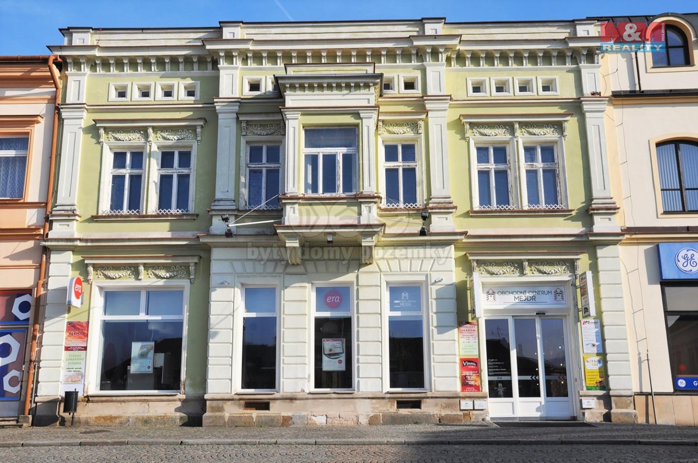 Pronájem obchod a služby, Ústí nad Orlicí, ul. Mírové nám.