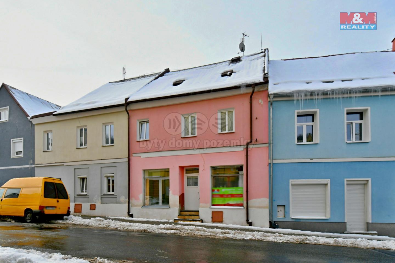 Pronájem obchod a služby, 54 m², Lázně Kynžvart, centrum