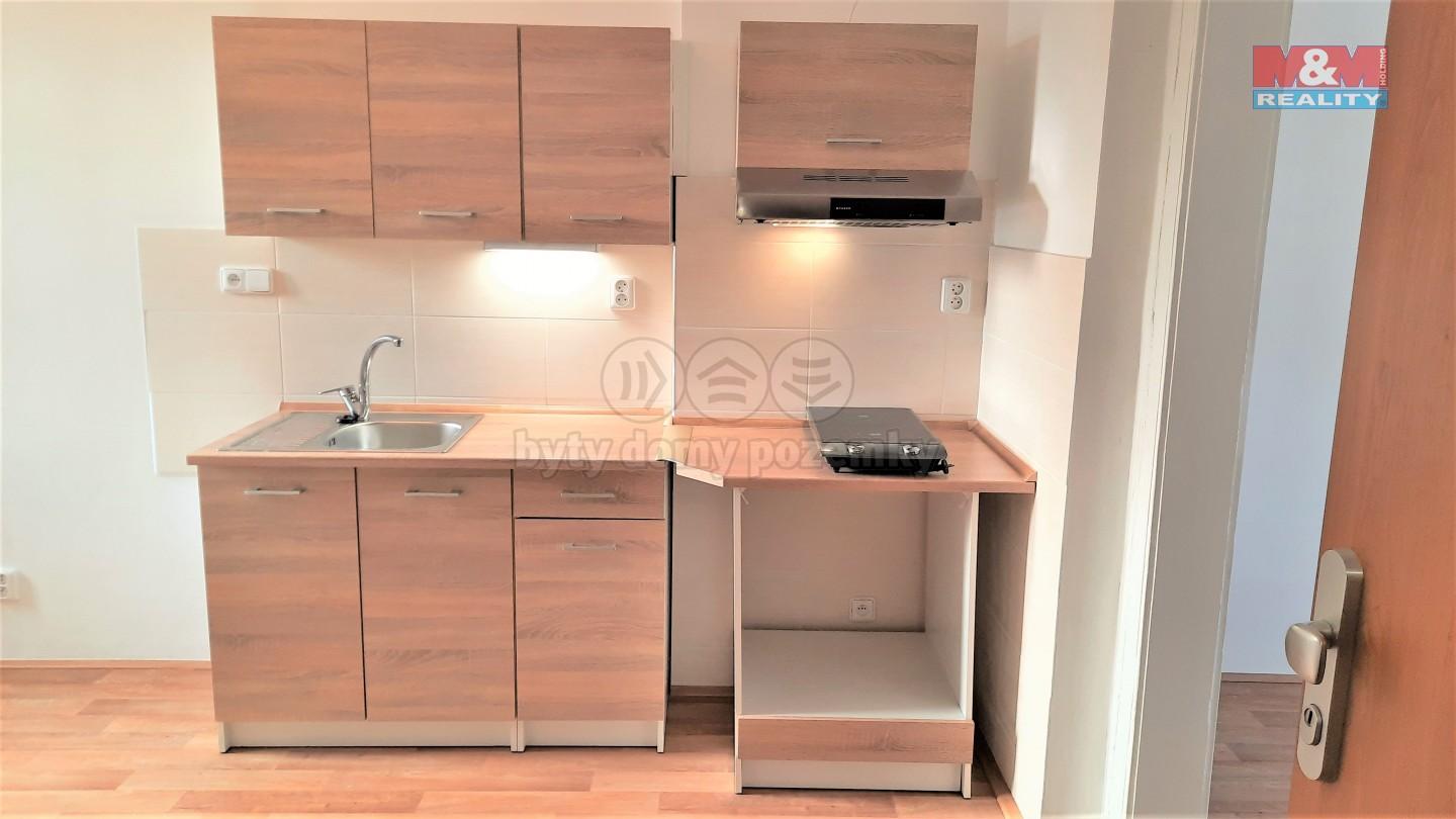 Pronájem bytu 1+1, 32 m², Karlovy Vary, ul. 1. máje