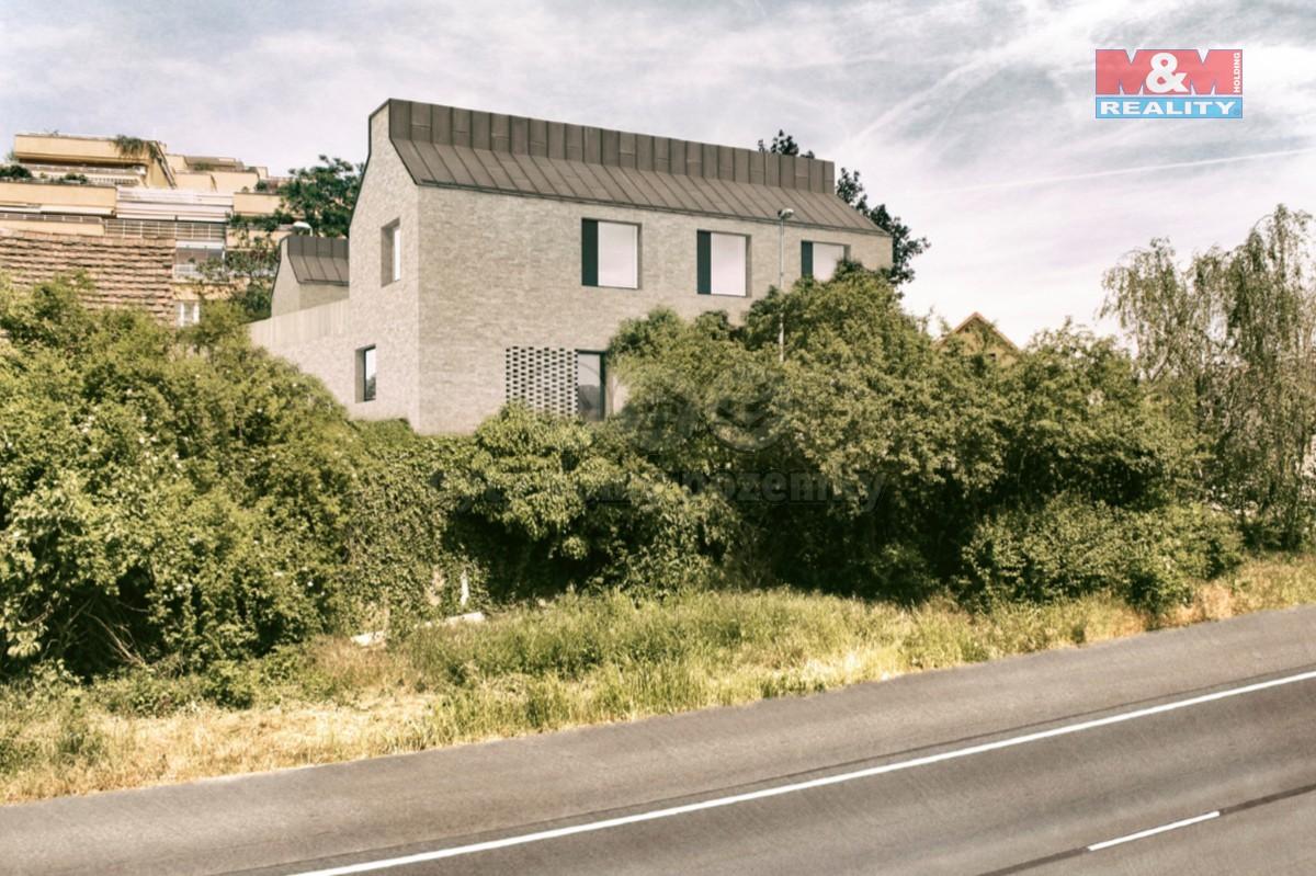 Prodej, rodinný dům, 418 m², Praha, ul. U Zahradního města