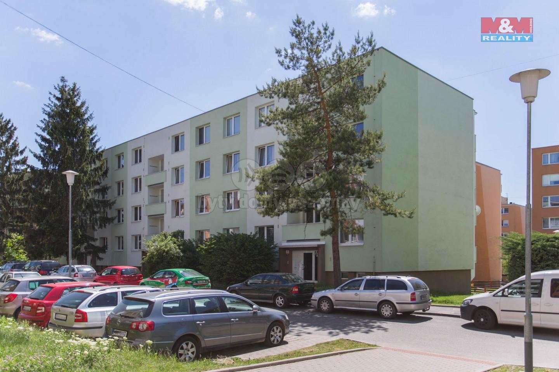 Prodej, byt 1+1, 30 m², Brno - Slatina, ul. Bučovická