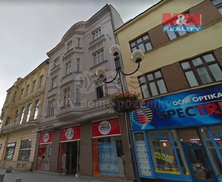 Prodej obchod a služby, 1200 m², Ostrava, ul. Poštovní
