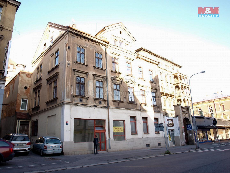 Pronájem, byt 2+1, 39 m², Děčín, ul. Teplická