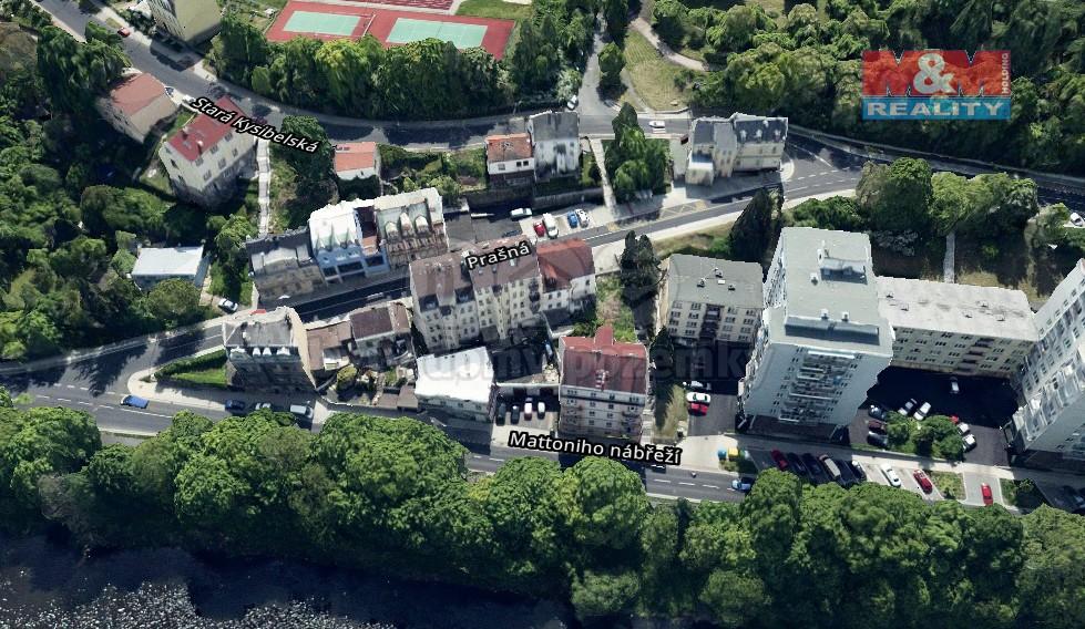 mapy (2).png (Prodej garáže, 127 m², Karlovy Vary, ul. Mattoniho nábřeží), foto 1/6