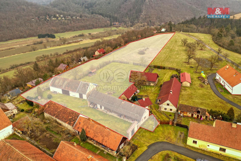 Prodej zemědělského objektu, 105590 m², Hradiště