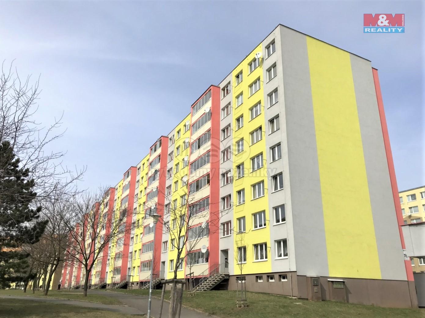 Pronájem bytu 2+kk, 40 m², Most, ul. Josefa Ševčíka