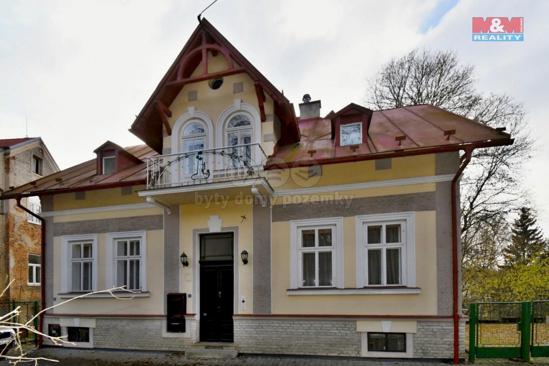 Prodej penzionu, 1051 m², Mariánské Lázně, ul. Dobrovského