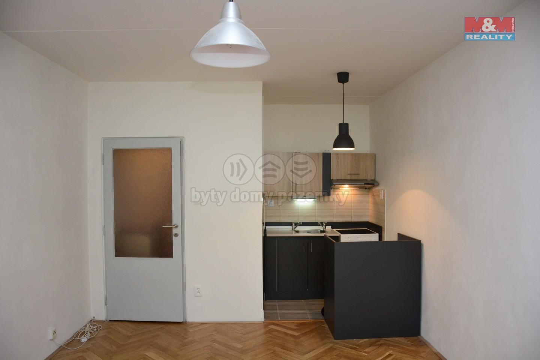 Prodej, byt 2+kk, 38 m2, Olomouc - Holice