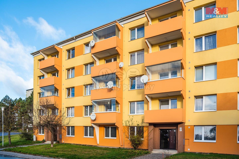Pronájem bytu 1+1, Jihlava, ul. Královský vršek