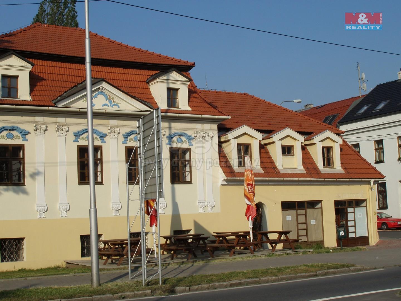 Pronájem, restaurace, 184 m², Nový Jičín, ul. Sokolovská