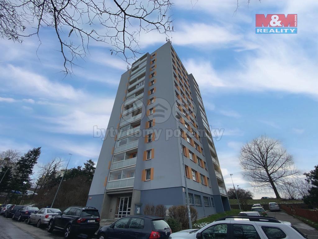 Pronájem bytu 1+1, Bramboříková, Praha 10