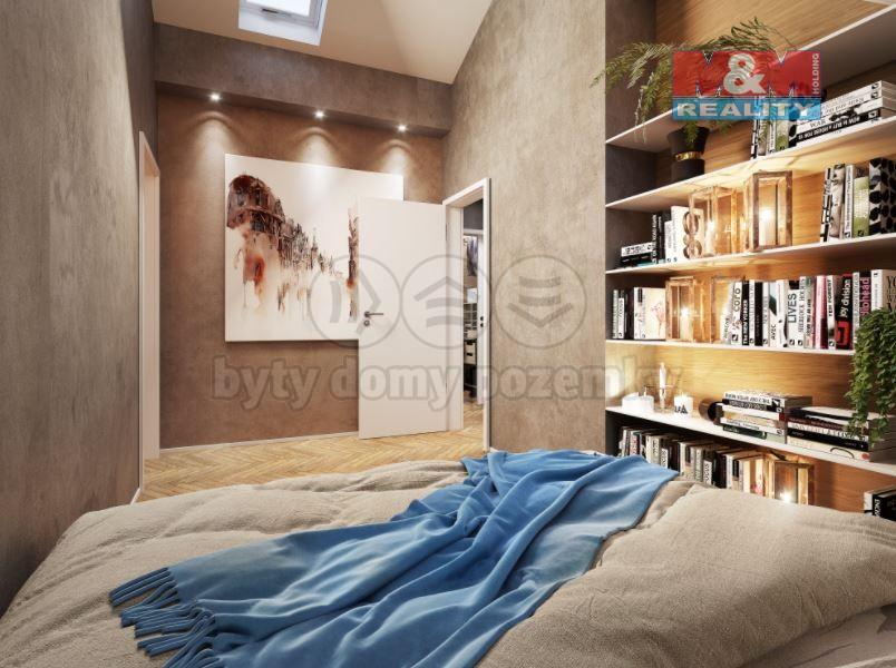 Prodej bytu 2+kk, 85 m², Praha 2 - Nové Město
