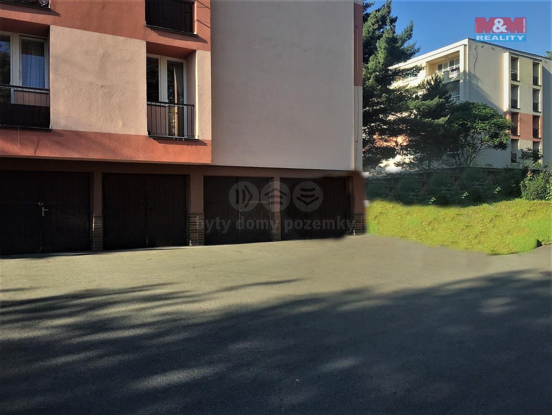 Pronájem garáže, Ostrava, ul. 1. Čs. armádního sboru