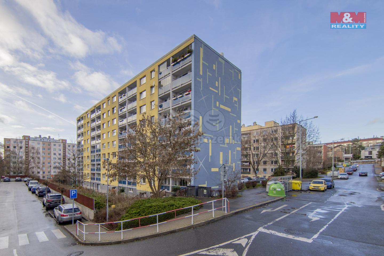 Pronájem bytu 1+kk, 25 m², Praha, ul. Pod lysinami