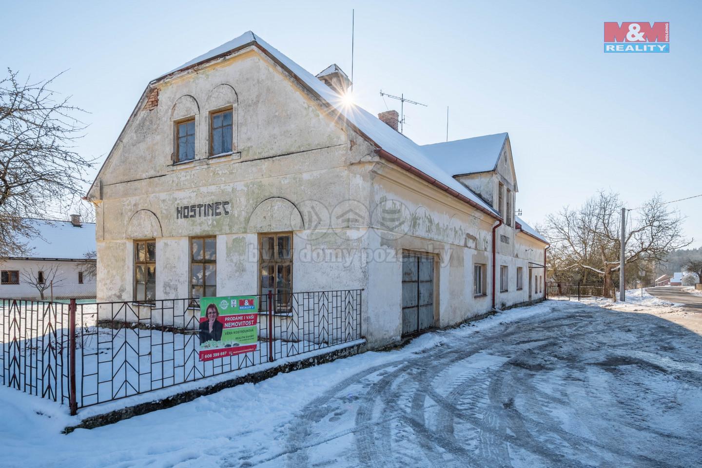 Prodej rodinného domu, 326 m², Střevač - Nadslav