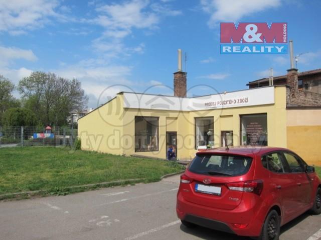 Pronájem obchod a služby, 301 m², Hradec Králové, ul. Hořická