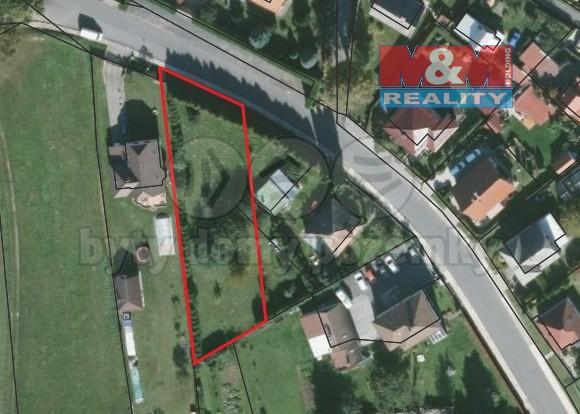 Prodej pozemku k bydlení, 1130 m², Seč