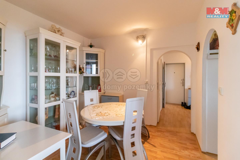 Pronájem bytu 3+1, 76 m², Praha 8 - Bohnice