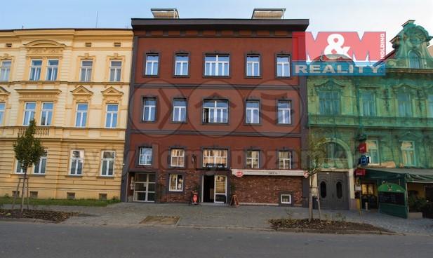 Pronájem bytu 2+kk, 50 m², Olomouc, ul. tř. Svornosti