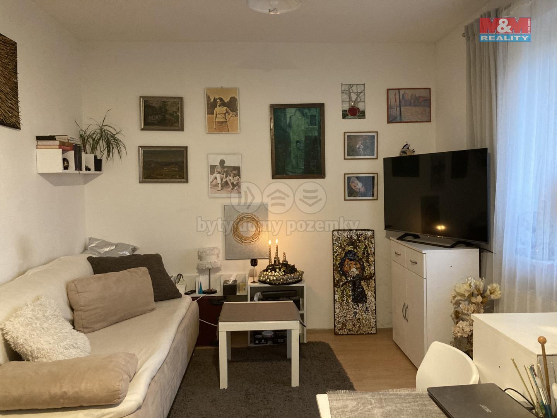 Pronájem bytu 1+kk, 23 m2, Brno - Zábrdovice, ul. Cejl