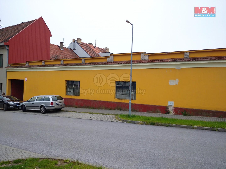 Prodej, obchodní objekt, Protivín, ul. Mírová