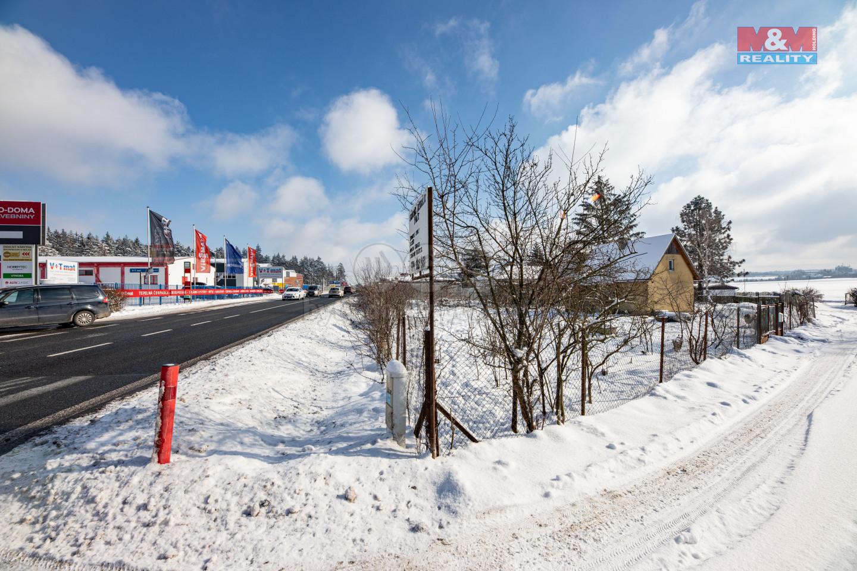 Prodej pozemku v Tehovci, 835 m2, ul. U Mototechny