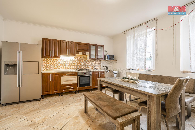 Prodej nájemního domu, Novosedlice, ul. Bystřická