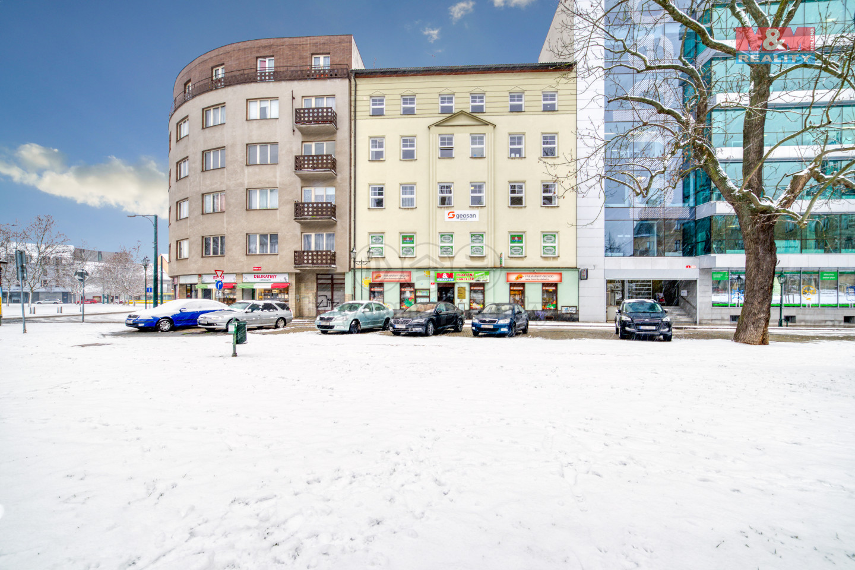 Pronájem kancelářského prostoru, 95 m², Plzeň - Centrum