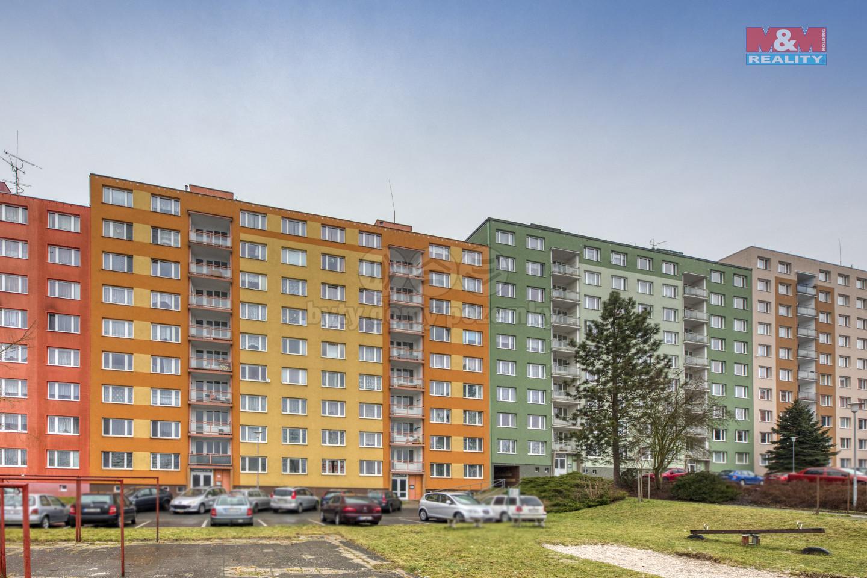 Pronájem bytu 2+1, 58 m², Plzeň, ul. Vojanova