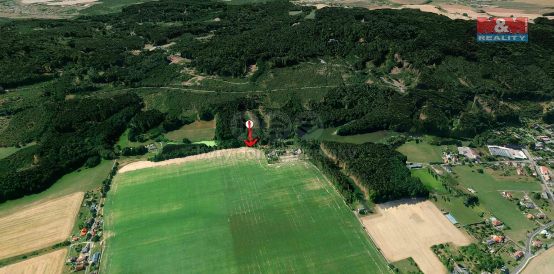 Prodej lesa, 1211 m², Bílá Třemešná