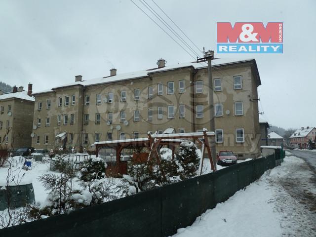 Prodej bytu 4+1, 91 m², Hanušovice, ul. Nádražní