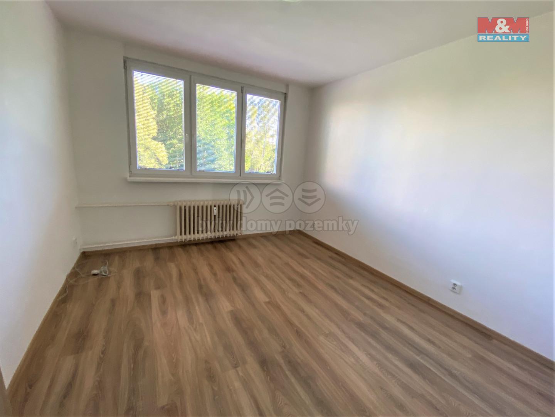 Pronájem bytu 2+1, Ostrava - Hrabůvka, ul. Mjr. Nováka
