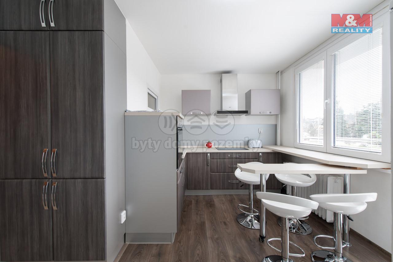 Pronájem bytu 2+1, 54 m², Český Krumlov, ul. Špičák