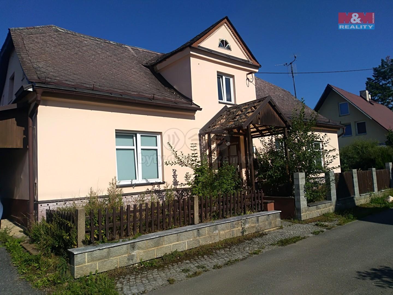 Prodej rodinného domu 3+1, 120 m², Zlaté Hory, ul. Zadní