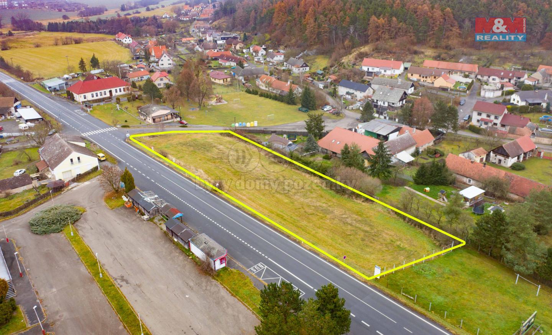Prodej provozní plochy, 3777 m², Dubenec