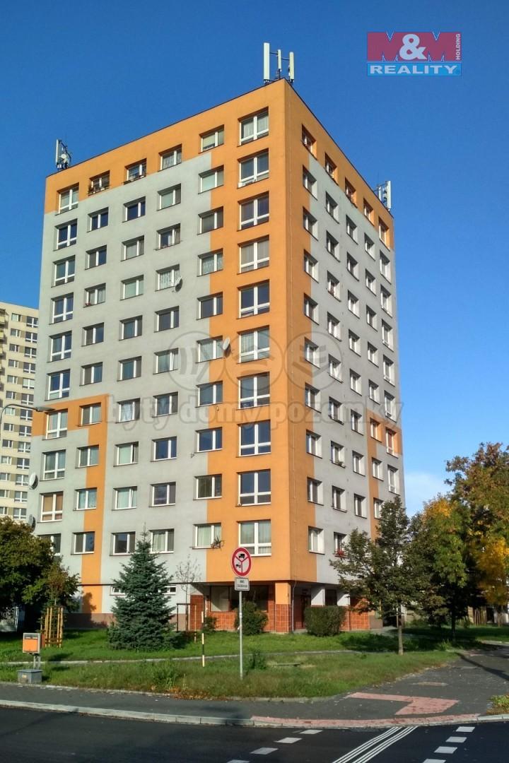 Pronájem, byt 2+1, 65 m2, Ostrava, ul. Nádražní