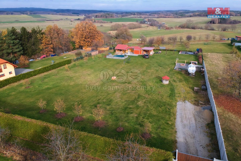 Prodej pozemku, 4258 m², Lhenice