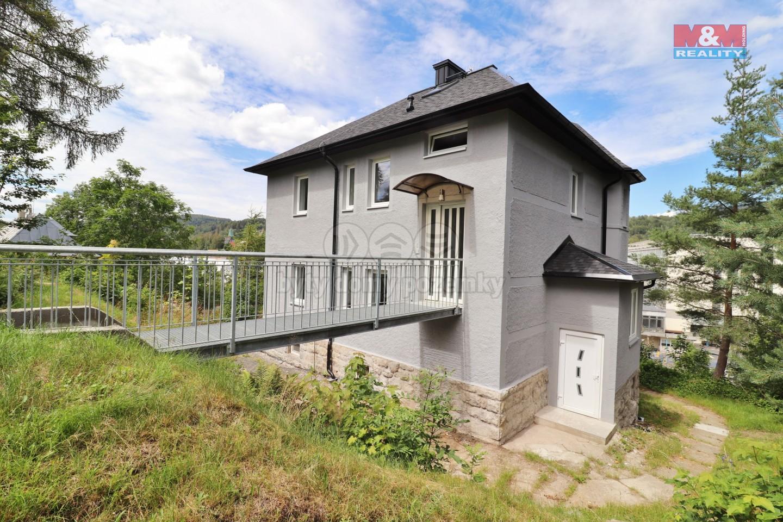 Pronájem, rodinný dům 6+2kk, 2752 m2, Nejdek, ul. Chodovská