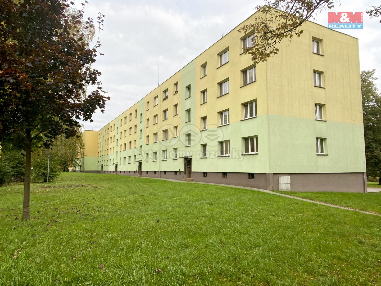 Prodej bytu 2+1, 54 m², Orlová, ul. Vojtěcha Martínka