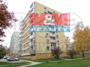 Pronájem bytu 2+kk, 41 m², Chvaletice, ul. U Kulturního domu