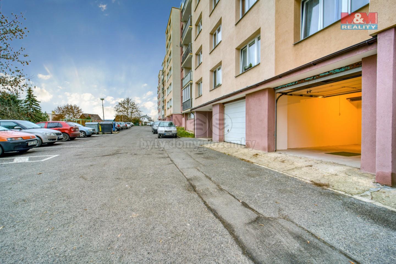 Prodej garáž, 20m², Tachov ul. Stadtrodská