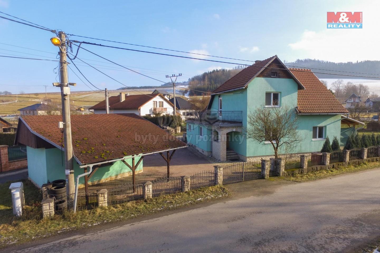 Prodej, rodinný dům 4+1, Hošťálková