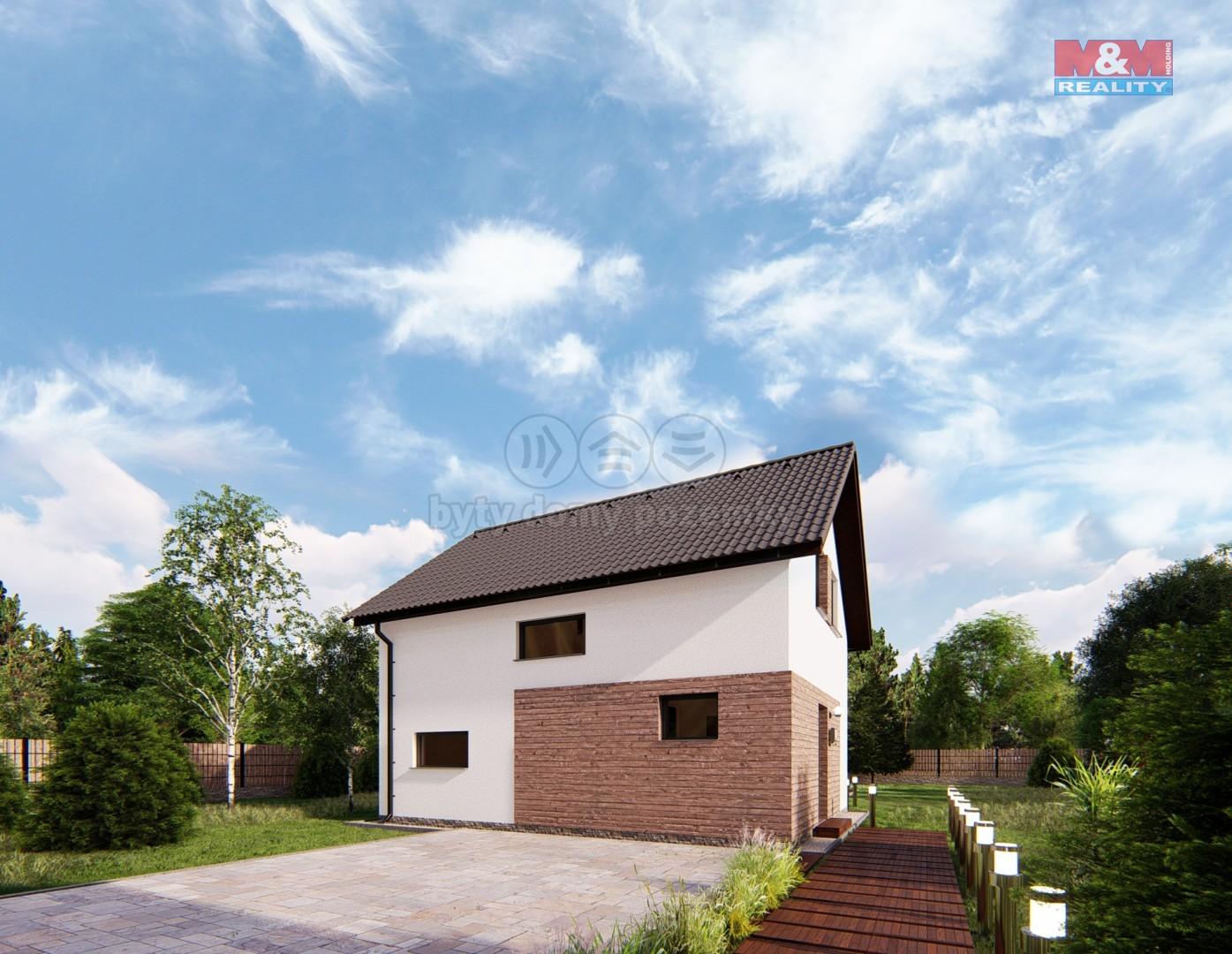 Prodej, rodinný dům a pozemek, 384 m2, Benešov nad Ploučnicí