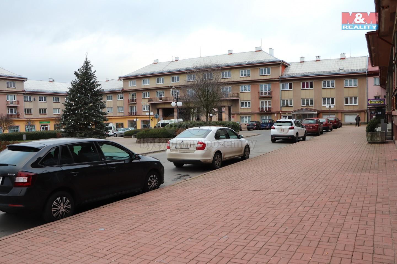 Pronájem obchod a služby, 63 m², Horní Slavkov, ul. Dlouhá