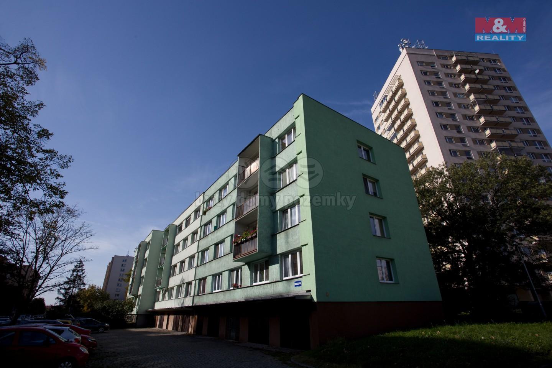 Prodej bytu 2+1, 56 m², Ostrava, ul. Mánesova
